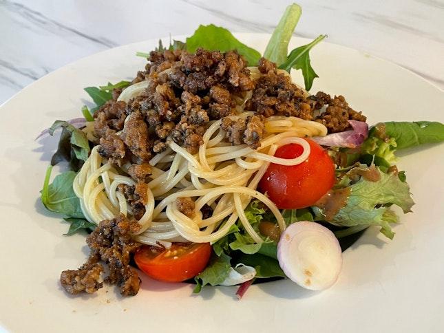 Bak Chor Mee Salad ($14++)