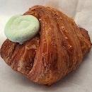 [NEW] Chendol Croissant ($5)