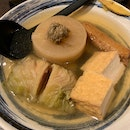 Oden (each piece starts from $2)