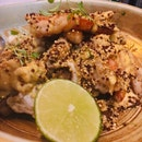 Placha De Mariscos. Tasty And Presentable Peruvian Food