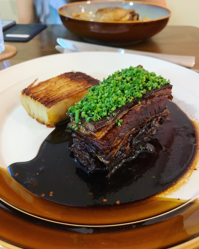 Slow Cooked Pork Belly Done Right
