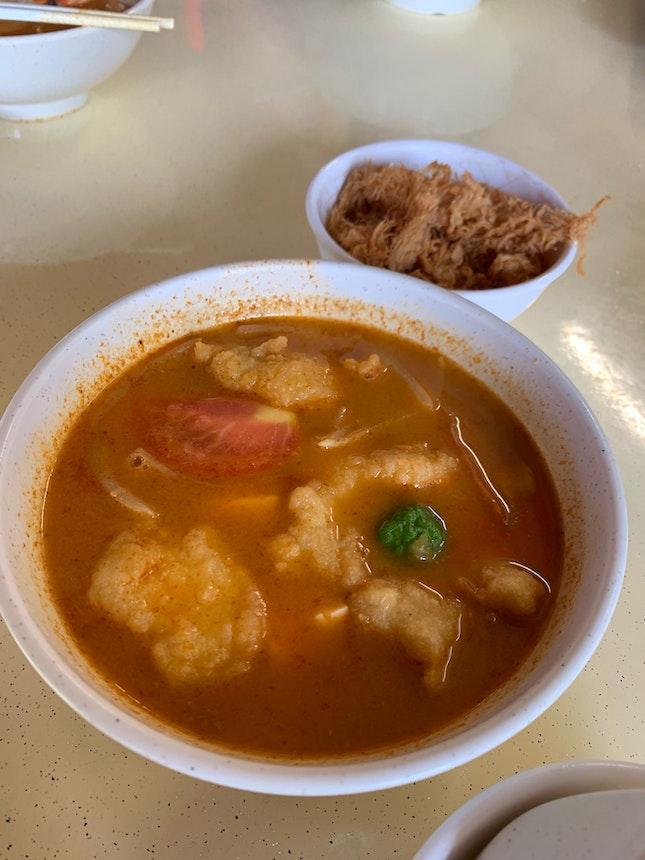 Best Tom Yum Fish Soup!