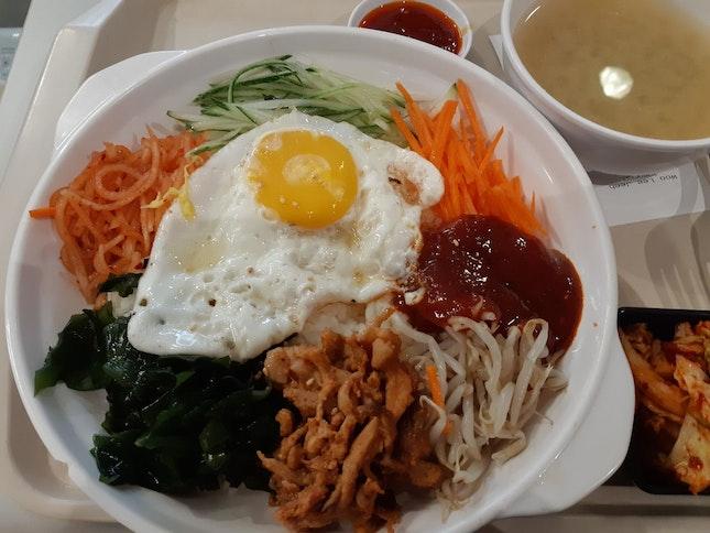 Korean Mixed Rice