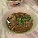 Beef And Pork Boat Noodles