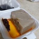 Steamed Yam Cake