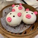 Piggy Custard Bun