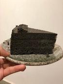 Goma (Black Sesame) Cake