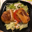 Grilled Chicken Salad (Ala Carte, $5.80)