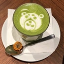 Matcha Latte (Hot, $5)