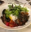 [Main Dish] Crispy Pork Belly Grain Bowl ($16)