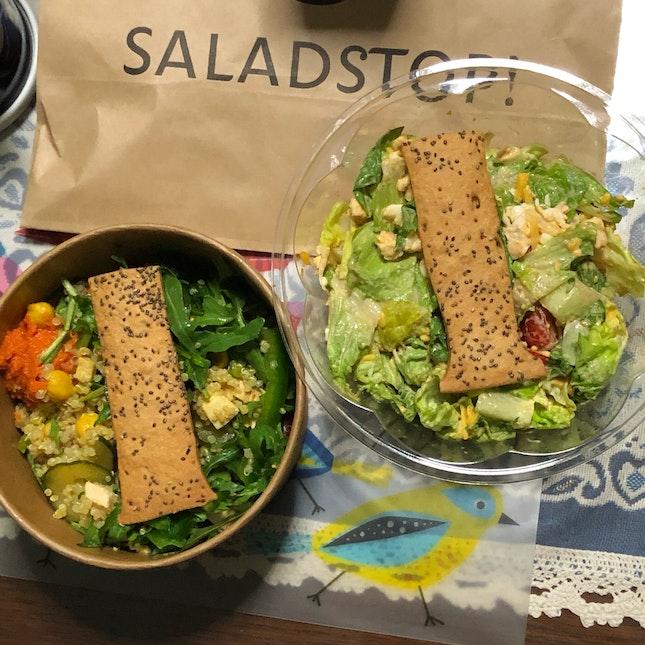 Arabian Night Bowl & Howdy Salad