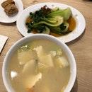 Toman Fish Soup ($6.80)