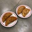 Sardine Puff And Curry Puff