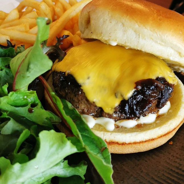 Wagyu Beef Burger ($25)