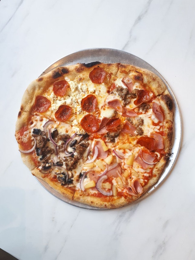Very Good Pizza!
