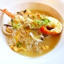 Lobster Rice Vermicelli in Superior Broth || Forest森, Equarius Hotel .