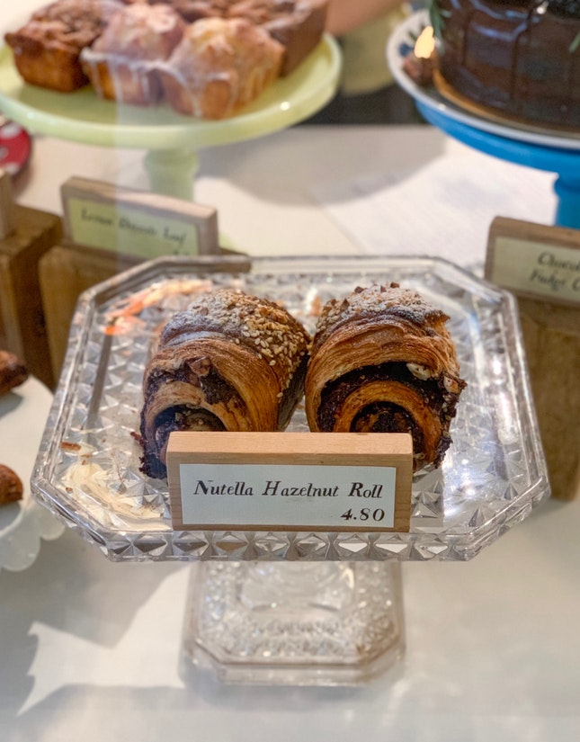 Nutella Hazelnut Roll [~$4.80]