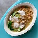 Sliced Fish Soup [~$5]