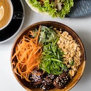 Teriyaki 'meatball' Rice Noodles [~$18.50]