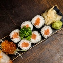 Omakase Sushi 12pcs + Roll Sushi [~$49]