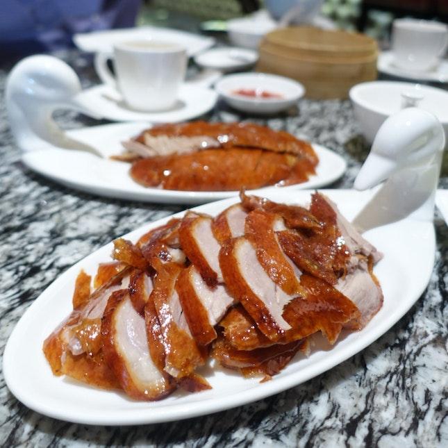 Super Peking Duck