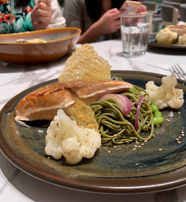 Soue Vide Salmon ($21.90)