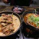 Beef Rib Stew And Carbonara