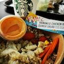 Hainanese Chicken Rice Quinoa Salad