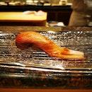 Hamachi Sushi