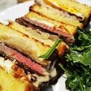 Steak & Egg Sandwich