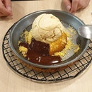 SET Molten Lava Cookie + Ice Cream