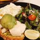 Scrambled Egg White | Avocado | Chicken Breast | Sourdough