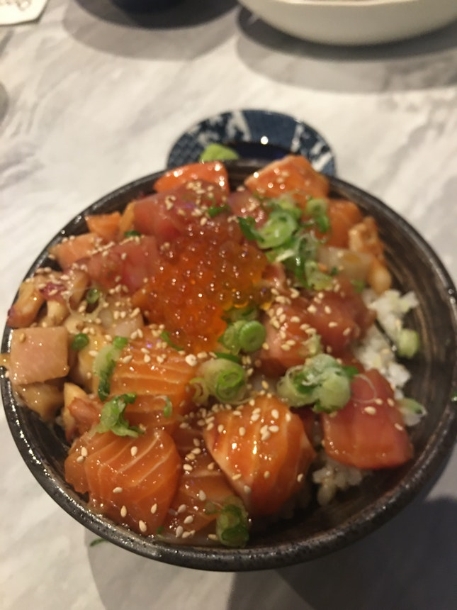 Affordable Bara Chirashi Dons