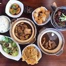 【Burpple Beyond 1-for-1】Jia Bin Bak Kut Teh   Jia Bin Dry Bak Kut Teh   Pig's Stomach   Lettuce w/ Oyster Sauce   Crispy Beancurd   Braised Egg   You Tiao #jiabinklangbakkutteh #foodstagram #chinesefood #bakkutteh #foodporn #instafood #instafoodie #sgfood #sgfoodies #burpple #burpplesg #aoburpplebeyond