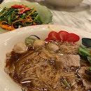 Pork & Beef Boat Noodles