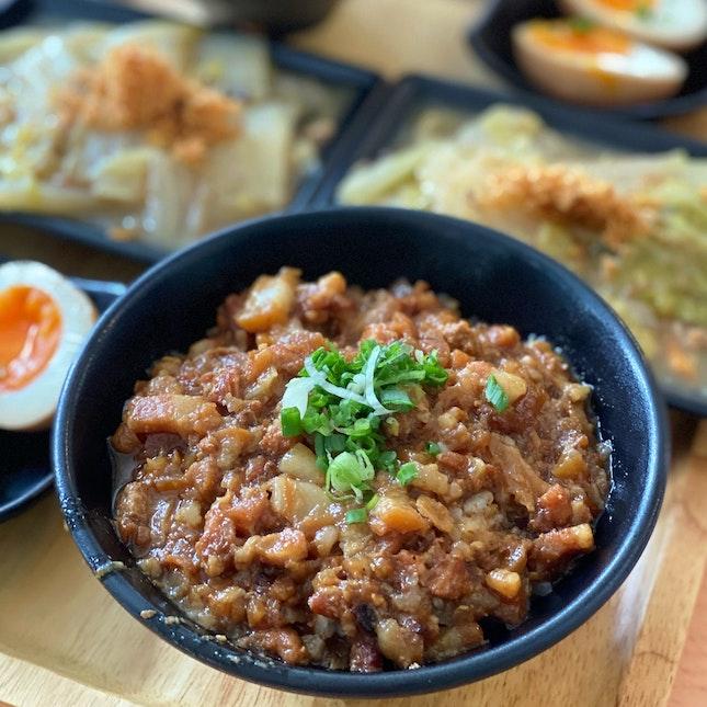 Lu Rou Fan Set Meal