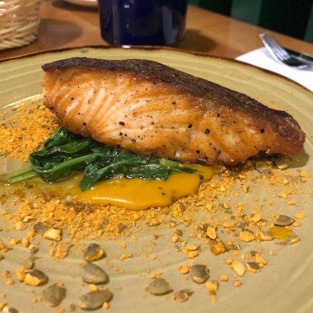 Norwegian Salmon ($24)