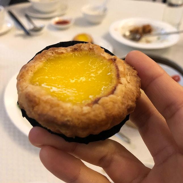 Egg Tart (3 For $5)