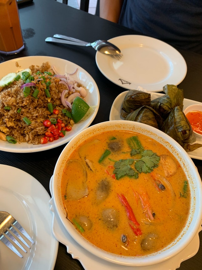Rekindled my love for Thai Food