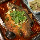 Sea Bass (L) Spicy Fragrant