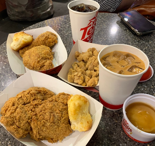 Tom Yum Chicken Set