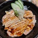 Aburi Salmon Don ($12.80)