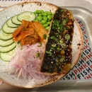 Saba Teriyaki Poké ($14.90)
