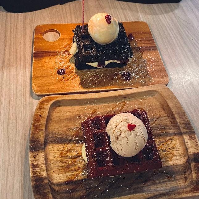 Desserts & High Tea