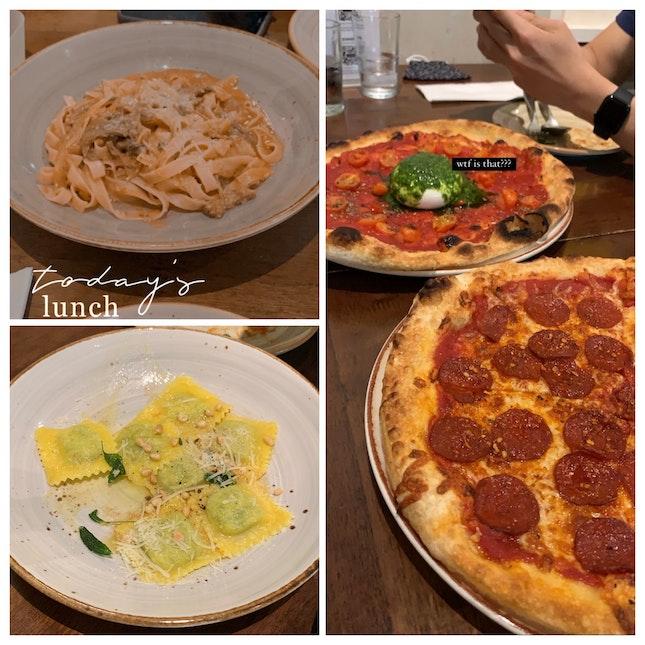 Authentic Italian Cuisine