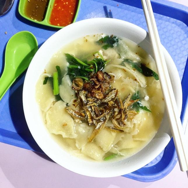 Mee Hoon Kway So Good!