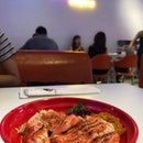 Salmon Mentaiko Bowl