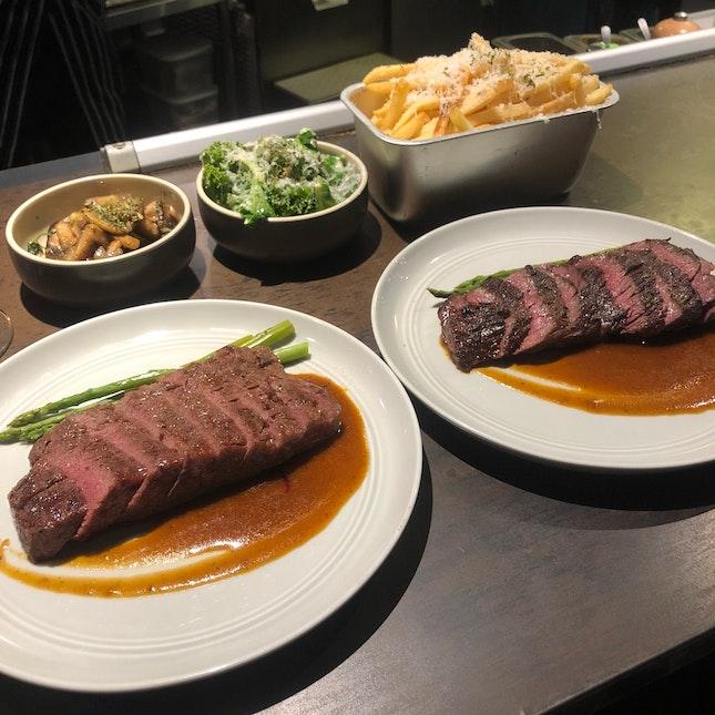 Amazing Steak Experience