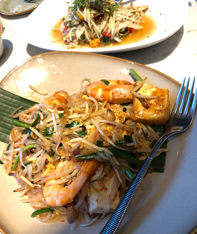 Tasty Pad Thai & other Thai dishes