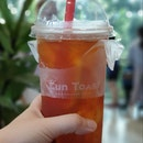 Iced Lemon Tea (~$2.30)